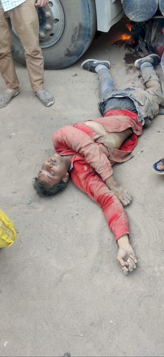 राजमार्ग-30 में हुई सड़क दुर्घटना डॉक्टर ने गंवाई अपनी जान, नगर में मातम छाया