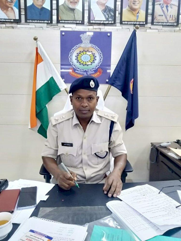 *पुलिस अधीक्षक डी.आर.आंचला ने दी ईदुज्जुहा पर्व की बधाई*
