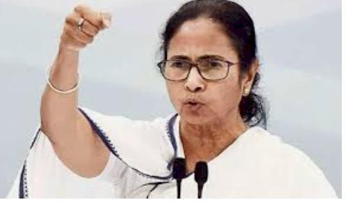 भवानीपुर में ममता की बड़ी जीत, प्रियंका टिबरेवाल को 58,389 मतों से हराया