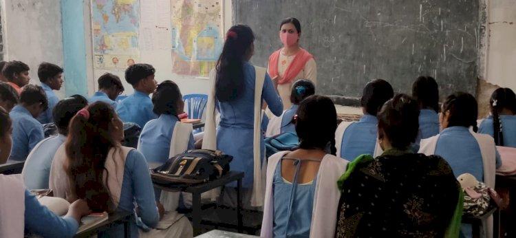 लोरमी एसडीएम मेनका प्रधान एक्शन मुड में बिना सूचना दिए टीचर स्कूल से गायब  कार्यवाही करने के दिए निर्देश